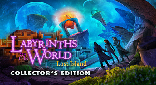 Labyrinths of the World - Lost Island